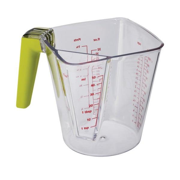 2-in1 Measuring Jug kétkamrás mérőedény - Joseph Joseph