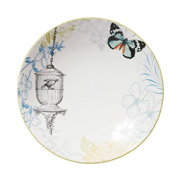 Sada 6 polévkových talířů Bergerac