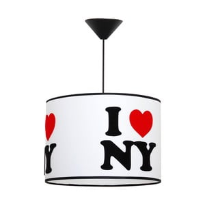 Závěsné svítidlo Glimte New York