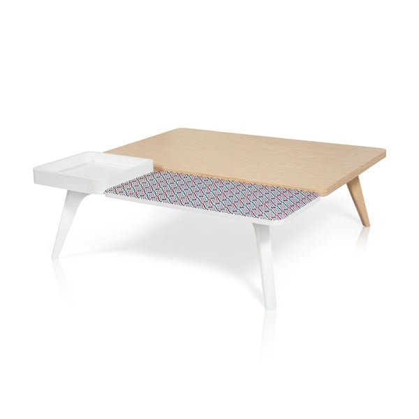 Konferenční stolek Bo-em AL2, 110x110cm