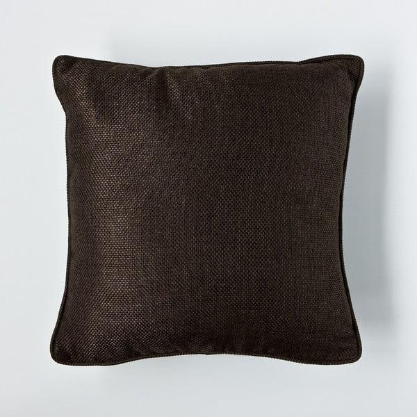 Polštář s náplní City Chocolate, 50x50 cm