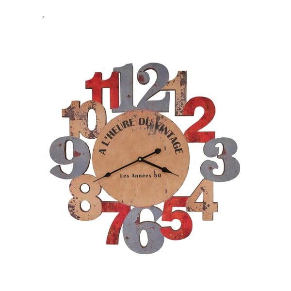 Nástěnné hodiny L´heure du vintage