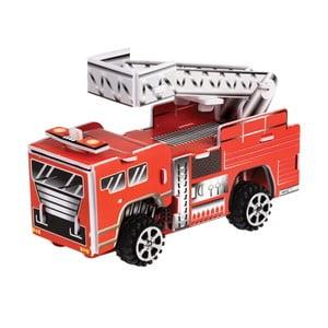Natahovací skládačka hasičského vozu Rex London