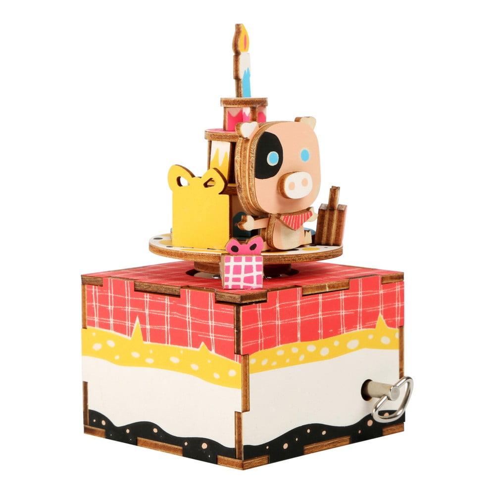 Dřevěná muzikální hračka Legler Birthday