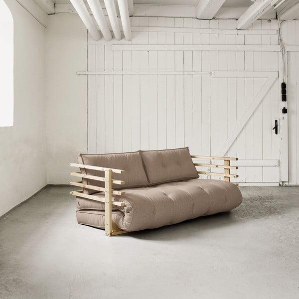 Canapea extensibilă Karup Funk Natural/Vision