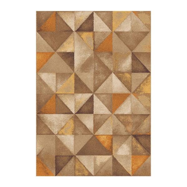 Béžový koberec Universal Delta, 115 x 160 cm