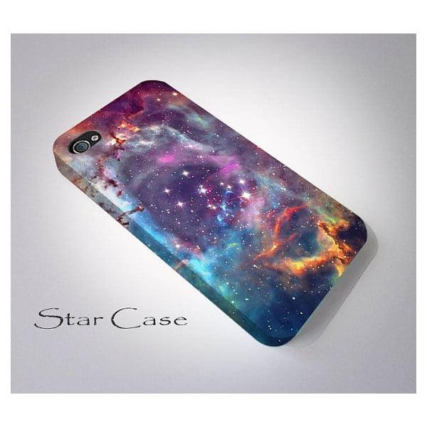 Obal na iPhone 5/5S Galaxy Space