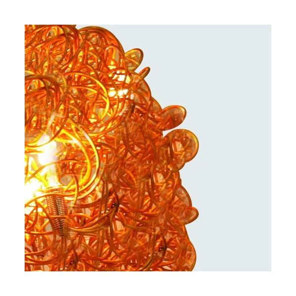 Stolní lampa Alumni 20 cm, zlatá