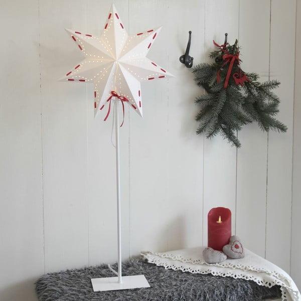 Svítící hvězda se stojanem Vira, 82 cm