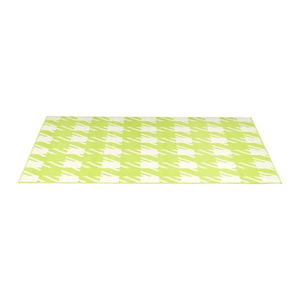 Zelený koberec Designela, 160x225 cm