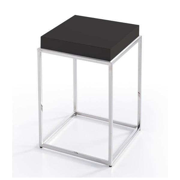 Balduino fekete asztalka - Ángel Cerdá
