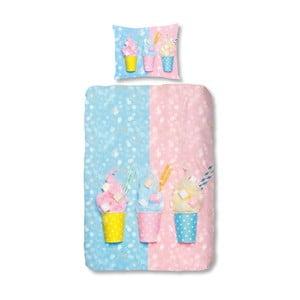 Dětské bavlněné povlečení Good Morning Sweet Candy,140x200cm