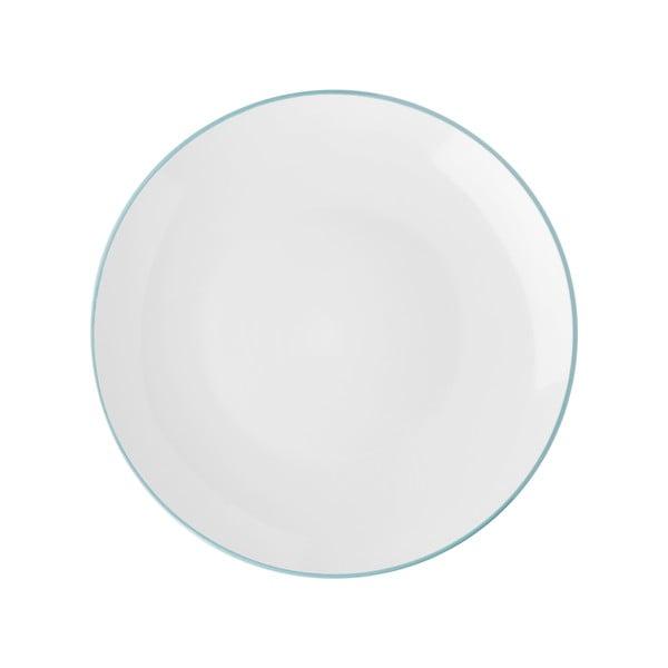 Jídelní talíř Sabichi St Ives Duck Egg