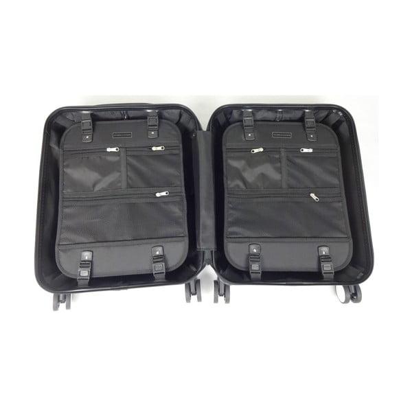 Set 3 cestovních kufrů Victorio Negro