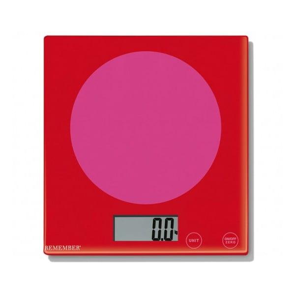 Kuchyňská váha Remember Pink Meets Red