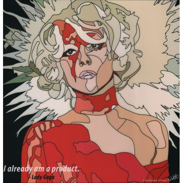 Obraz Lady Gaga - I am already a product