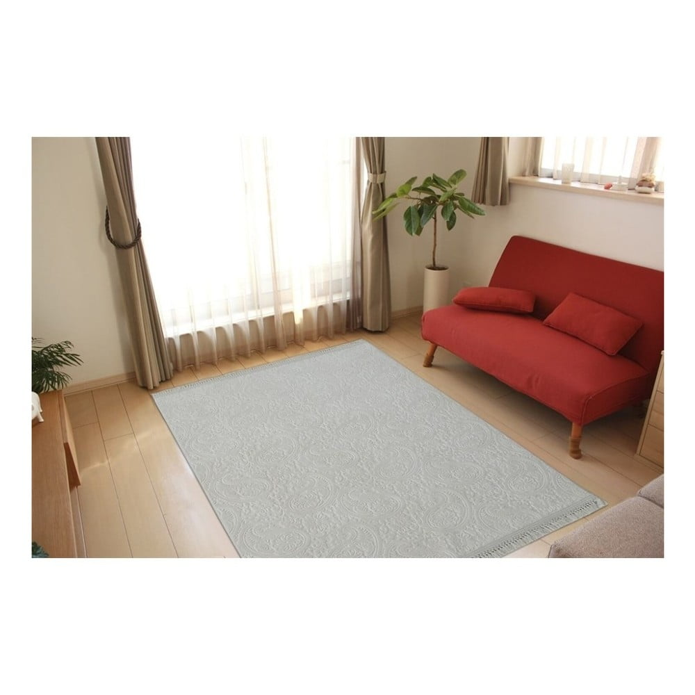 Krémový koberec Armada Nevra,180x120cm