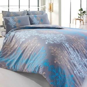 Povlečení Aura Turquoise, 200x200 cm