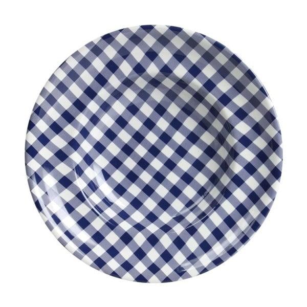 Set dvou talířů Livia, 30,5 cm, modrý