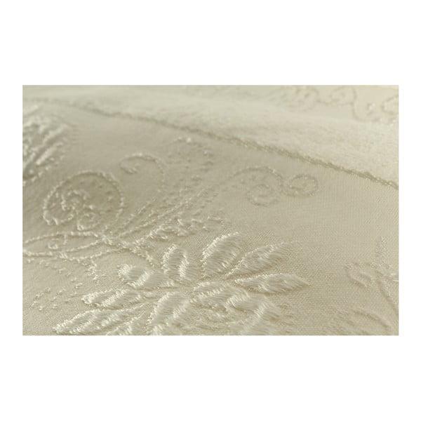 Sada 2 osušek Selen Cream, 70x140 cm
