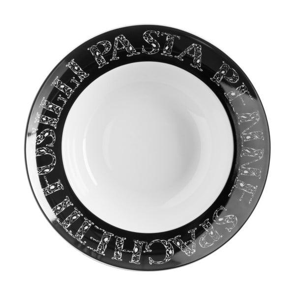 Hluboký talíř na těstoviny Price & Kensington Soho