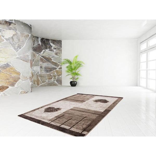Koberec Bueno Brown, 80x150 cm