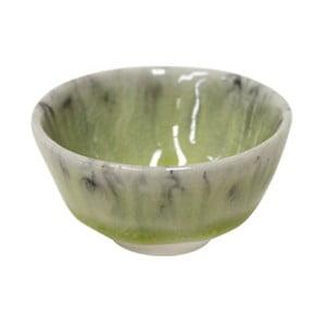 Zelená miska z kameniny Costa Nova, ⌀6cm