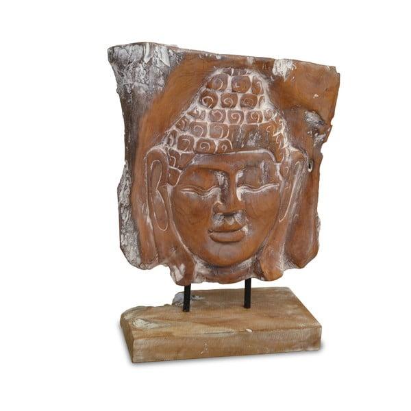 Dřevěná socha Erosi Budah
