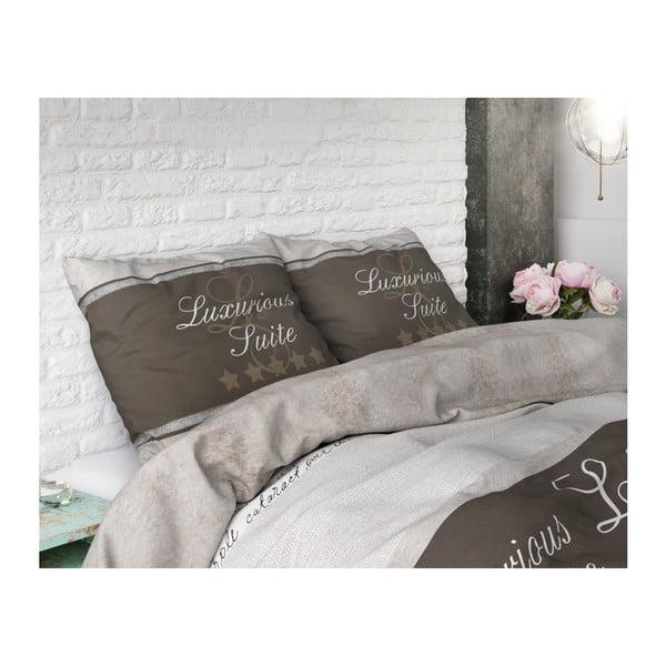 Bavlněné povlečení na jednolůžko Sleeptime Hotel Suite, 140 x 220 cm