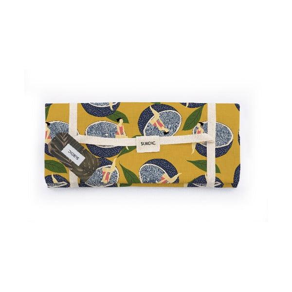 Manta Picnic Lemmon piknik pléd, 140 x 170 cm - Surdic
