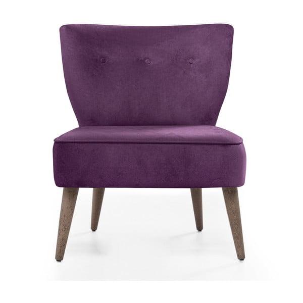 Home Molly lila kárpitozott szék - Balcab