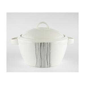 Porcelánová mísa na polévku Duo Gift Silver Line