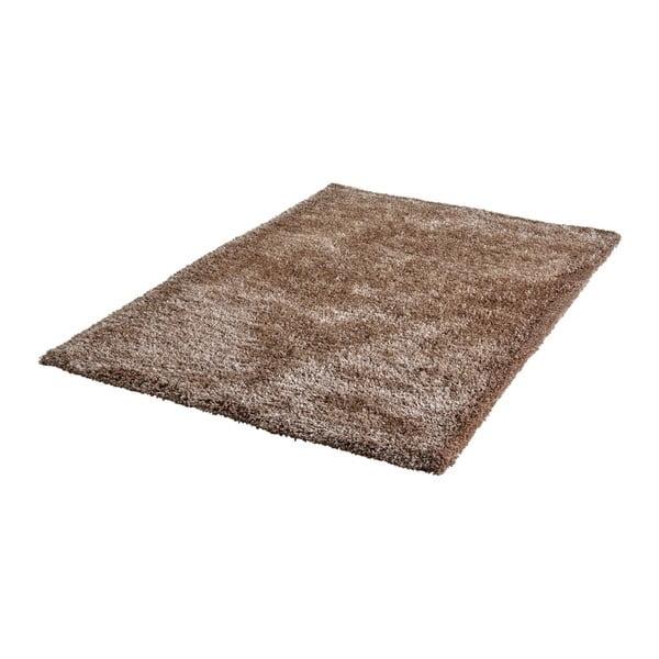 Hnědý ručně vyráběný koberec Obsession My Touch Me Sava, 60 x 110 cm