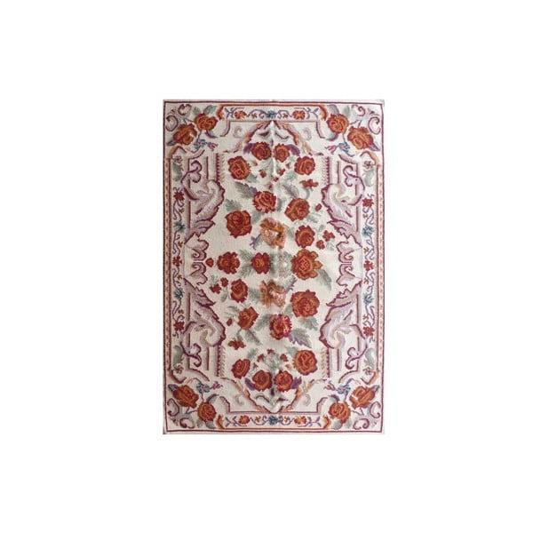 Ručně tkaný koberec Kilim Flowers 172, 160x230 cm