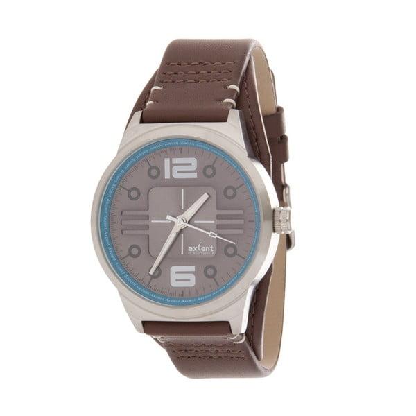 Pánské kožené hodinky Axcent X26001-666