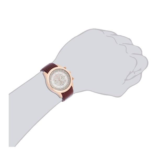 Pánské hodinky Narvik II Brown
