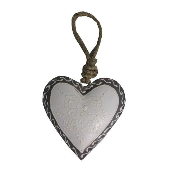 Dekorativní srdce Antic Line Light Heart, 7 cm
