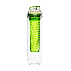 Zelená lahev s difuzérem Sagaform Fresh, 800ml