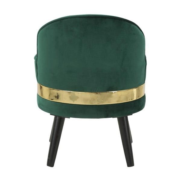 Scaun Mauro Ferretti Paris, verde smarald