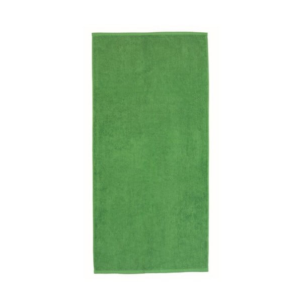 Ručník Ladessa, zelený, 50x100 cm