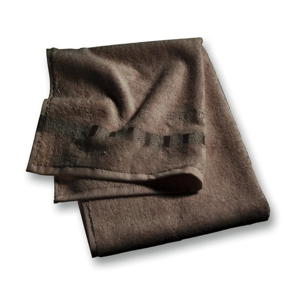 Ručník Esprit Solid 50x100 cm, hnědý