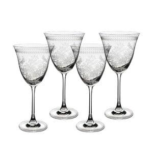 Sada 4 ks skleniček na víno Portmeirion Wine, 450 ml