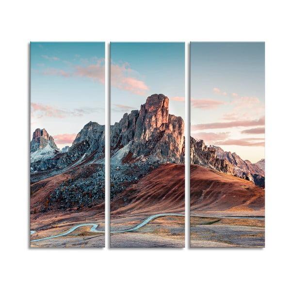 Obraz na płótnie Styler Dolomiti, 81x75 cm