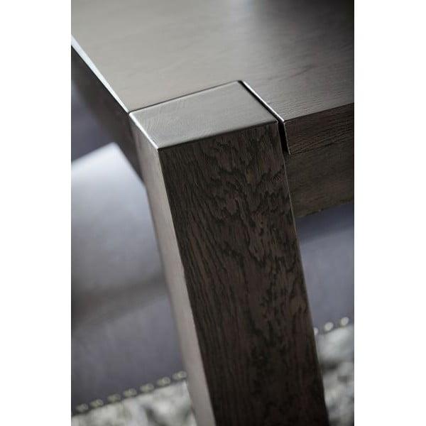 Jídelní stůl Ambassador Espresso, 180x100x75 cm