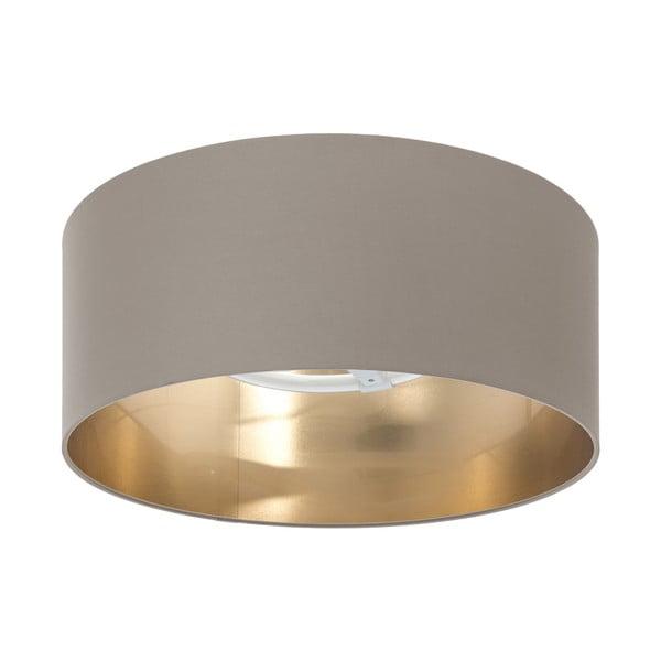 Stropní světlo Gold Inside Taupe