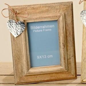 Ramă foto din lemn de mango Boltze Eider