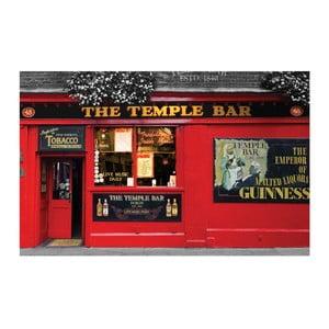 Temple Bar Dublin, 81x51 cm