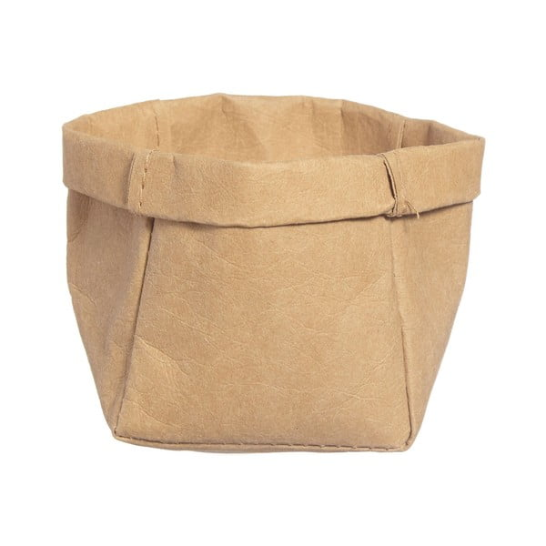 Coș de depozitare din hârtie lavabilă Furniteam Tree, ⌀ 9 cm