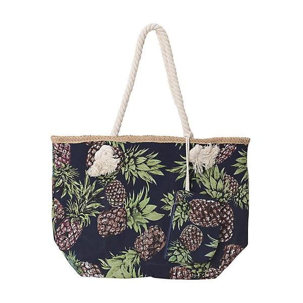 Plážová taška BLE by Inart Pineapple