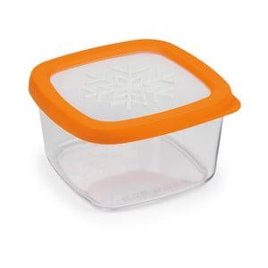Caserolă Snips Snowflake, 1l, portocaliu